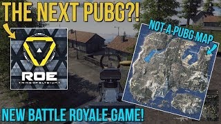 THE NEXT PUBG - Is PUBG Corp Supporting Ring of Elysium? - NEW Battle Royale Game