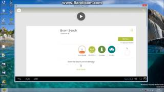 How to Download And Install Boom Beach On PC for Free(Windows8,7,XP).