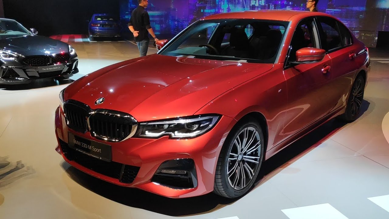 All New 2019 G20 Bmw 3 Series 330i M Sport Launch In Malaysia Walkaround Review Ys Khong Driving