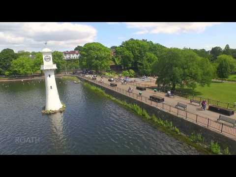Cardiff Drone Edit (HD) (4K)