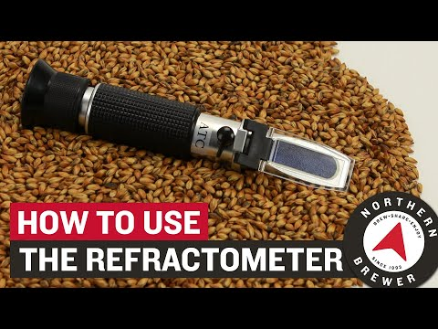 HOW TO USE A REFRACTOMETER