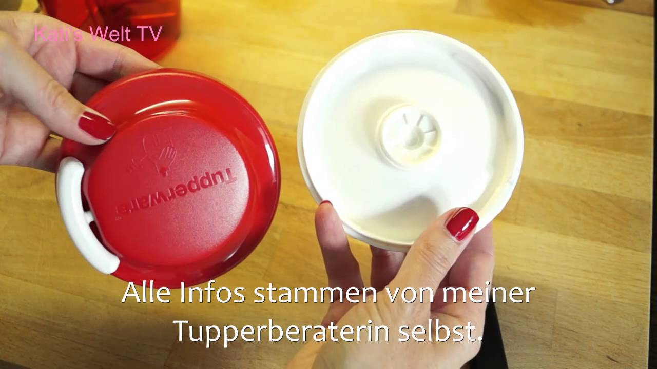tupperware multi chef reinigen s ubern deckel ffnen sp lmaschine ja oder nein youtube. Black Bedroom Furniture Sets. Home Design Ideas