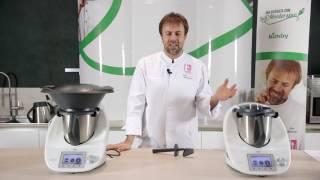 Bimby® & Luca Montersino - Il Bimby® e la pasticceria