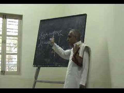Vyakarana Kakshya (Sanskrit Grammar Classes)  LSK-1 8.1