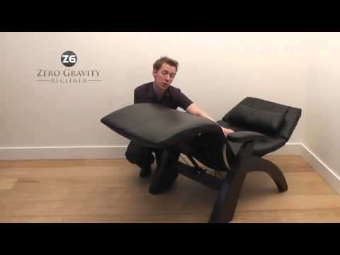 Demonstration of the Perfect Chair PC-510 Series 2 Electric Zero Gravity Recliner