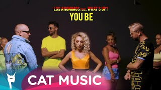 Descarca Los Anonimos feat. What's UP - You Be (Original Radio Edit)