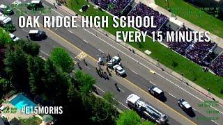 Oak Ridge High School Every 15 Minutes 2016