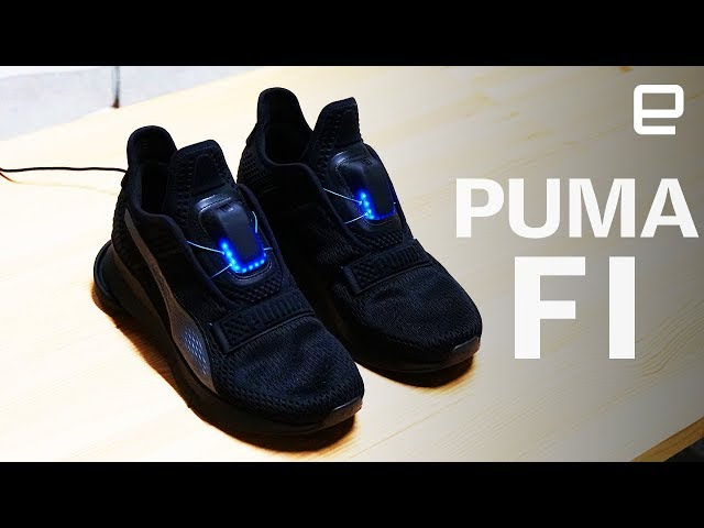 48789878e8d Puma Debuts  330 iPhone-Connected Self-Lacing Sneakers to Compete With Nike  - MacRumors