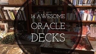 CARDSLINGER    14 Awesome Oracle Decks