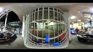360 Grad Kamera | Stars and Cars: Boxengasse nach Nico Rosbergs Niederlage