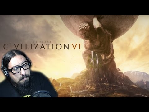 Civilization VI Launch Trailer REACTION