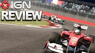 IGN Reviews - F1 2011 PS Vita - Game Review