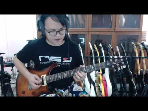 """แป๚ะ-syndrome---linkin-park---""""what-i've-done""""-live-at-rio-social-2012-guitar-cover"""