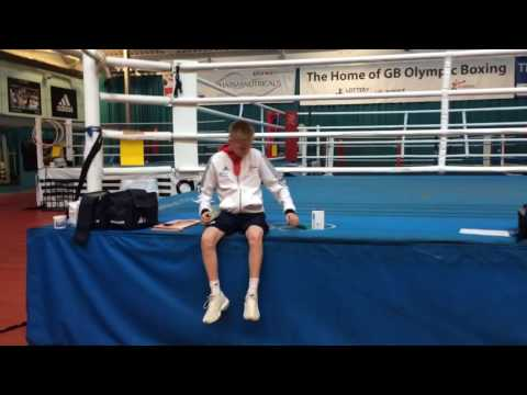 Team GB Boxing Headquarters (English Sports institute Sheffield)