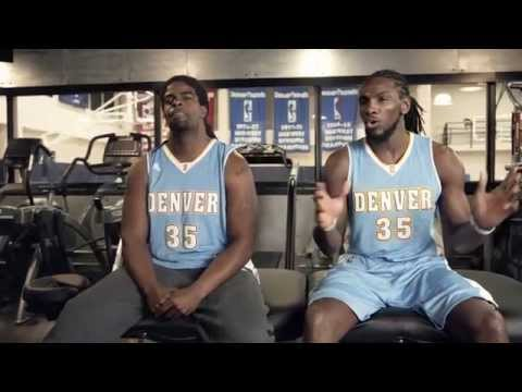 The New NBA Swingman Jerseys - featuring Kenneth Faried