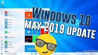 Nueva Actualización Windows 10 May 2019