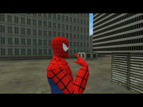 The Gmod Spider-Man 2