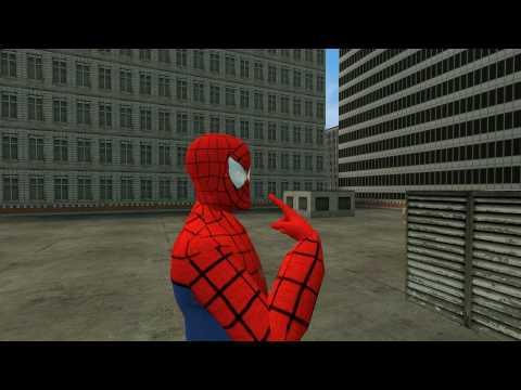 The Gmod Spider-Man 2