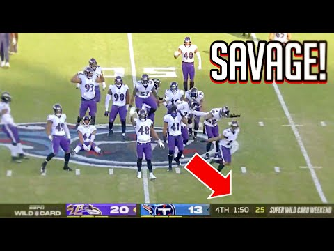 [Highlights] The Most Savage NFL Moments of the 2020 Regular Season