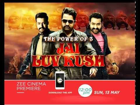 Jai Luv Kush | Jr NTR | Ronit Roy | Raashi...