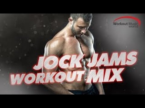 Workout Music Source  Jock Jams Workout Mix 86158 BPM