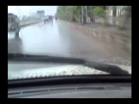 Rain Day ( Sep 4, 2011) in Hyderabad, Sindh, Pakistan