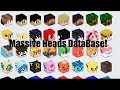How to get Minecraft FNAF Heads [Massive Head DataBase] Easy!