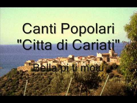 Cariati - Canti Popolari Calabresi -