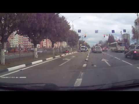 Смертельное ДТП в Ярославле на проспекте Фрунзе