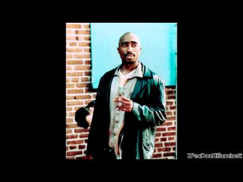 2Pac - How Long Will They Mourn Me (Only The Strong Survive Vol.1) - 2012 Remix [HD]
