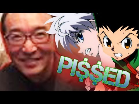 People Are P!ssed At The Creator of Hunter X Hunter & Here's Why