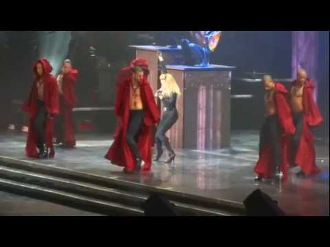 Madonna - Girl Gone Wild (MDNA Tour DVD) HD