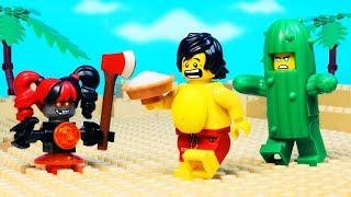 Lego Ninjago Fat Ninja Hunted Cake Fail