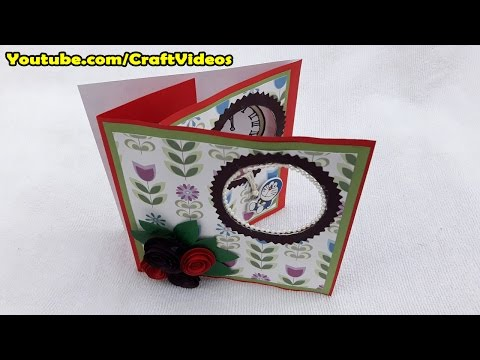 how to make new year magic card 2019 new year card friendship day card magic card tutorial
