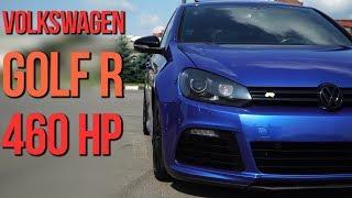 Volkswagen GOLF R: Стой! Стрелять буду!!! #SRT
