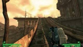 Fallout 3 Warhammer 40k Space Marine mod