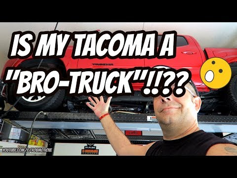 is-your-tacoma-a-bro-truck!!??