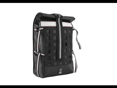 Chrome Barrage Backpack - Review - The-House.com