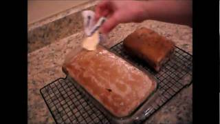 Gluten-free Cinnamon Swirl Oatmeal Gingerbread With Chef Janie