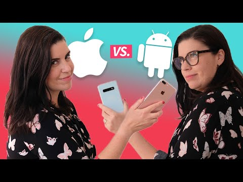 Google's Android or Apple's iOS - which is better in 2019?