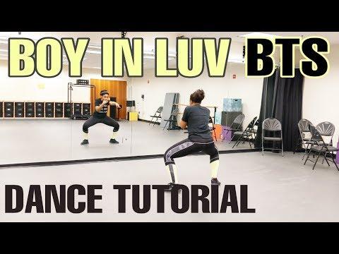 BTS(방탄소년단) _ Boy In Luv(상남자) - DANCE TUTORIAL PT.1