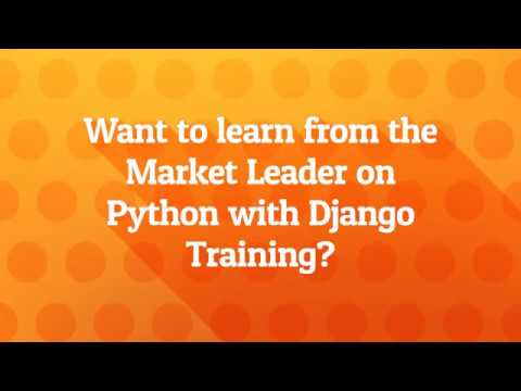 Best Python with Django Training in Bangalore | www.myTectra.com