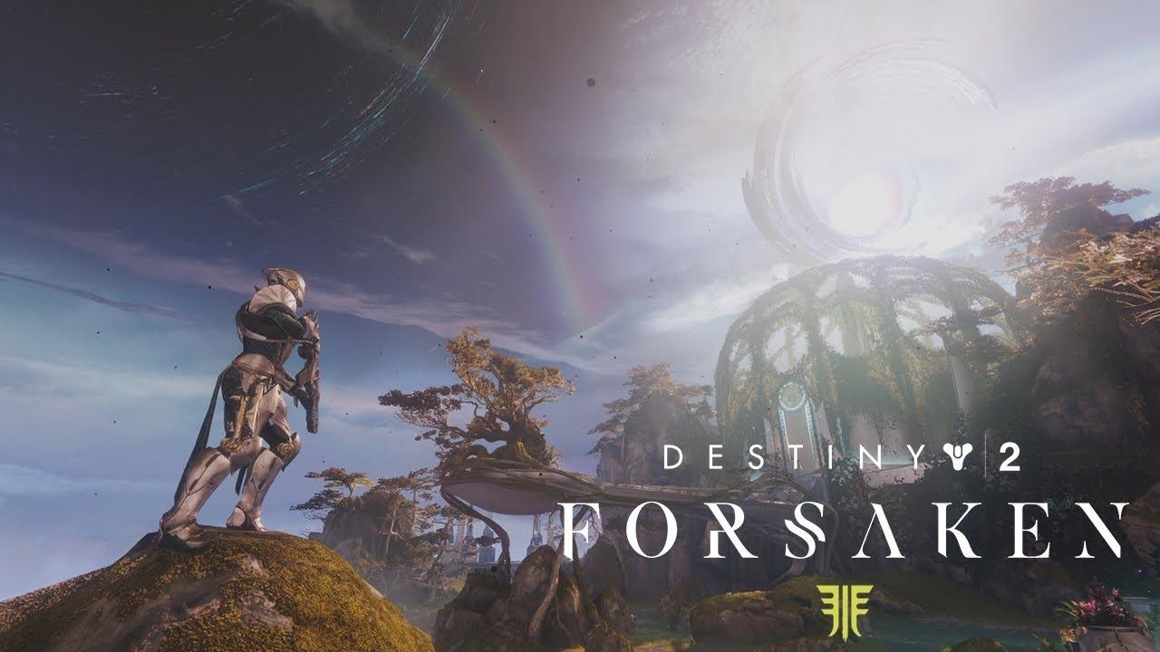Destiny 2: Forsaken - Dreaming City Trailer