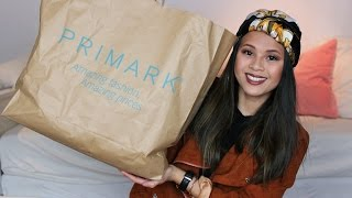 PRIMARK HAUL WINTER EDITION JANUAR/FEBRUAR 2016 | by Nhitastic