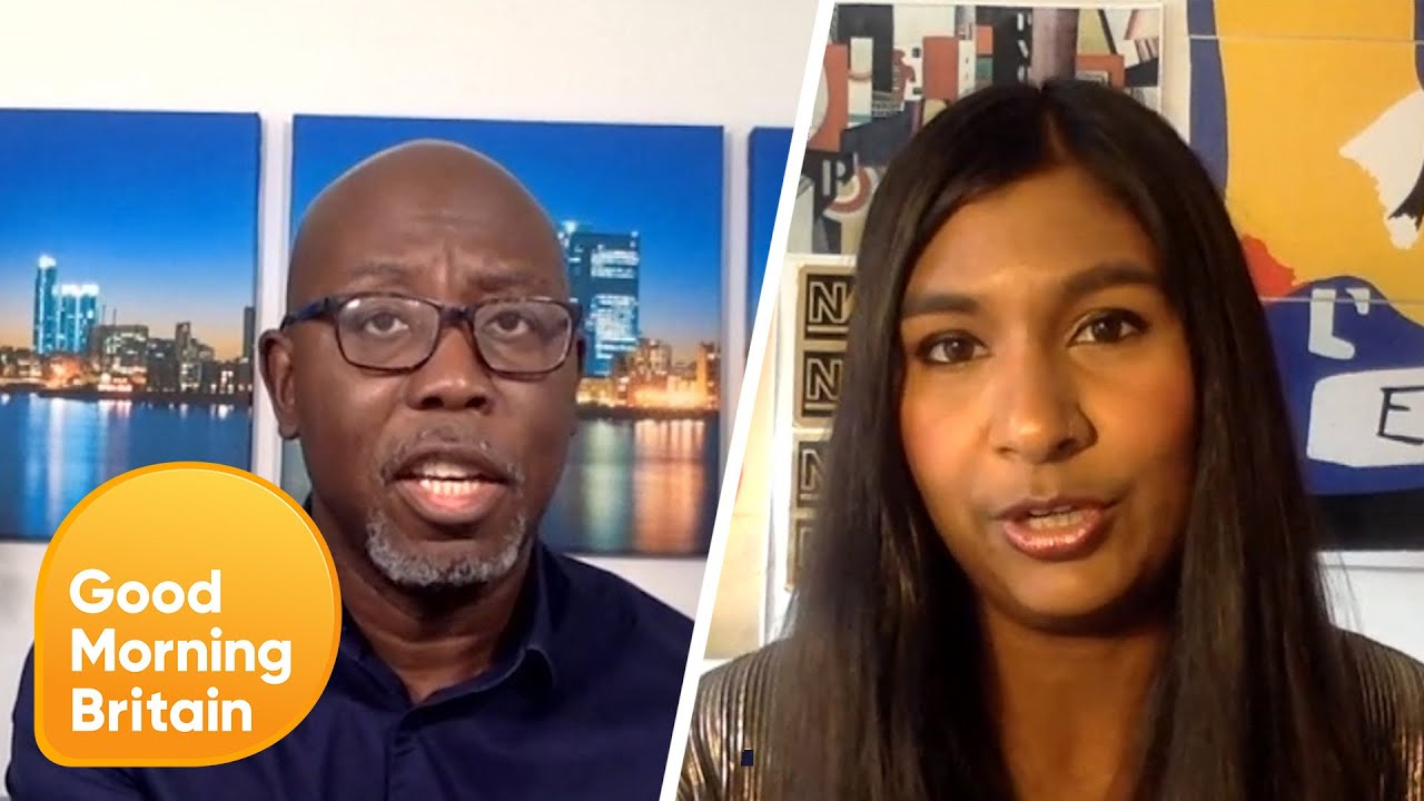 Is the UK Criminal Justice System Equipped to Tackle Racism? | Good Morning Britain thumbnail
