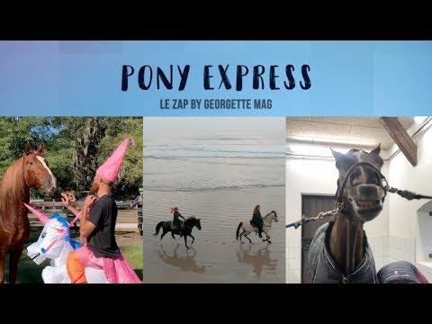 Pony Express #12 : FAIL de tour d'honneur & beizdefjezfrjhf avec la bouche !