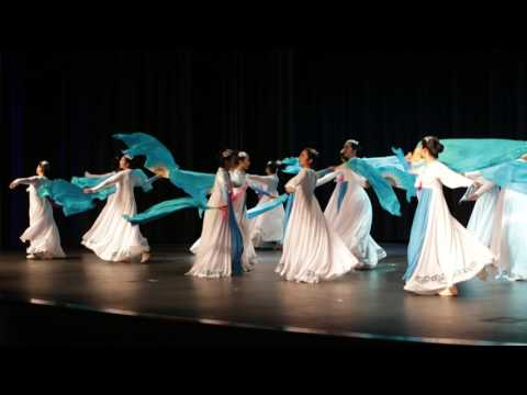 Changbai Waterfall Dance by Atlanta Chinese Dance Company