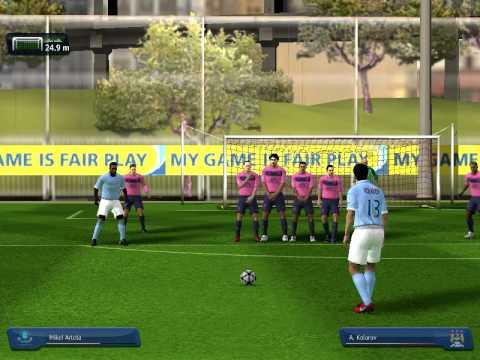 [Hướng dẫn] Đá phạt trong FIFA by ZerO kIng