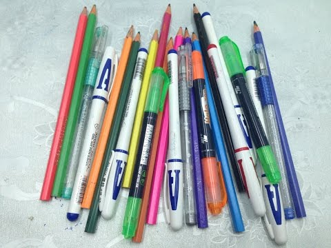 TOP 5 Sáng Tạo Hay Với Chiếc Bút