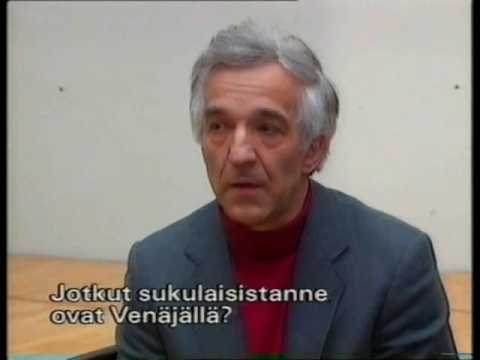 Vladimir Ashkenazy interview # 1 by Tomi Lindblom (1993) / Finland